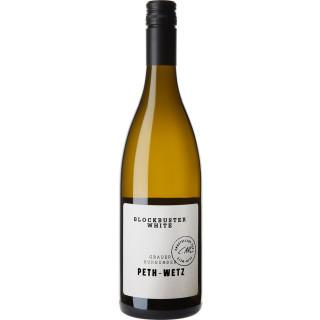 2020 Blockbuster White Grauburgunder trocken - Weingut Peth-Wetz
