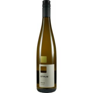 2019 Silvaner trocken - Weingut J. & H. A. Strub