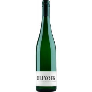 2017 Weissburgunder trocken - Olingerwein