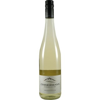 2018 Muskateller Happy Hill QbA - Weingut Zimmermann