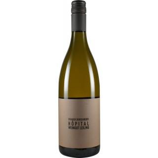 2018 Hopital Grauer Burgunder - Weingut Leiling