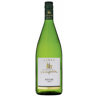 2019 Riesling trocken 1,0 L - Weinmanufaktur Weingarten