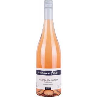 2020 Blauer Spätburgunder Rosé feinherb - Weingut Sonnenhof Langenlonsheim