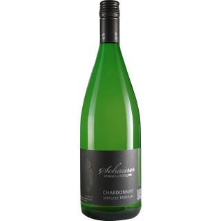 2018 Chardonnay Spätlese trocken 1,0 L - Weingut Schaurer