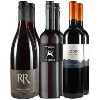 Rotwein-Vielfalt-Paket