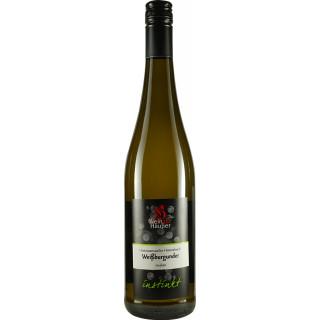 2019 Hertmannsweiler Himmelreich Weißburgunder INSTINKT trocken - Weingut Häußer