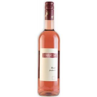 2018 Saulheimer Rosé feinherb - Weingut Schloßgartenhof