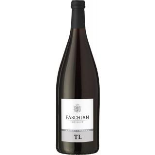 2018 Trollinger mit Lemberger feinherb 1,0 L - Weingut Faschian