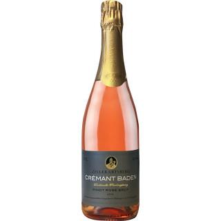 Zeller Abtsberg Crémant Baden Pinot Noir Rosé brut - Weinmanufaktur Gengenbach