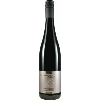 2018 Dornfelder Rotwein halbtrocken - Weinhaus Büchner