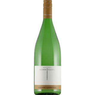 2020 Scheurebe feinfruchtig lieblich 1,0 L - Weingut Silbernagel
