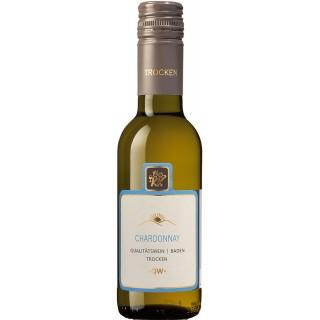 2020 Vulkanfelsen Chardonnay Dt.QW trocken 0,25 L - Winzergenossenschaft Königschaffhausen-Kiechlinsbergen