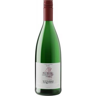 2019 Lehmener Riesling Kabinett lieblich 1,0 L - Weinbau Weckbecker