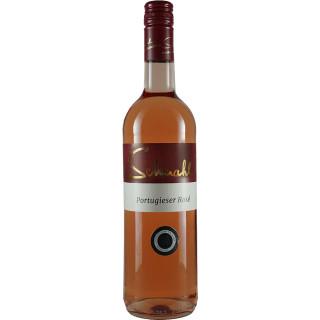 2020 Blauer Portugieser Rosé feinherb - Weingut Schmahl