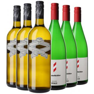 2018 Riesling Liter Paket