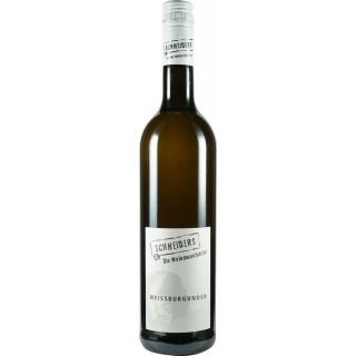 2016 Weißer Burgunder trocken - Weingut Weinmanufaktur Schneiders