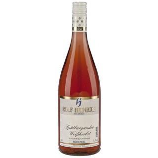 2018 Spätburgunder Weissherbst Qualitätswein 1L - Weingut Rolf Heinrich