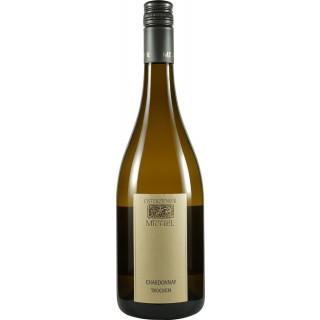 """2017 Chardonnay """"im Barrique gereift"""" QbA trocken - Cisterzienser Weingut Michel"""