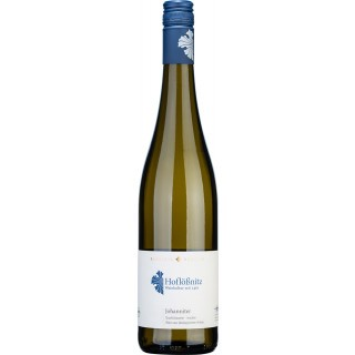 2019 Radebeuler Lößnitz Johanniter trocken BIO - Weingut Hoflößnitz