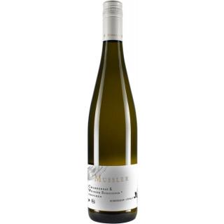 2018 Weisser Burgunder & Chardonnay trocken - Weingut Mussler