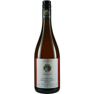 2019 Rauenthaler Wülfen Spätburgunder Weißherbst halbtrocken - Weingut Albus