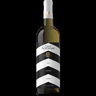 2018 Der Weiße Löwe Weißweincuvée Trocken - Weingut Graf Adelmann
