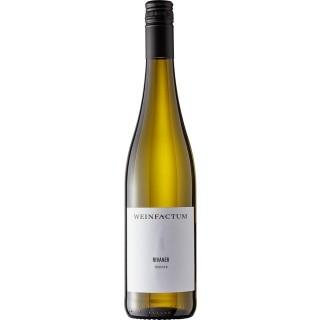 2019 Rivaner feinherb - Weinfactum