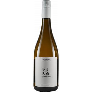 2017 BERG Chardonnay Bio - Weingut Zimmerle
