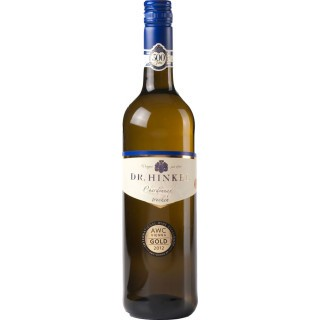 2015 Chardonnay Spätlese trocken im Barrique gereift - Weingut Dr. Hinkel