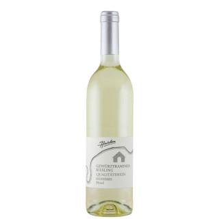 2018 Cuvée : Gewürztraminer halbtrocken - Weingut Heiden