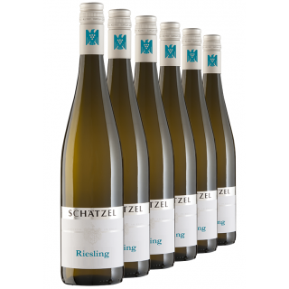 """""""Riesling Gutswein-Paket"""" trocken - Weingut Schätzel"""