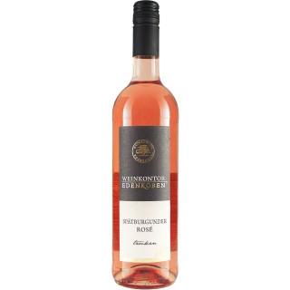 2019 Spätburgunder Rosé trocken - Weinkontor Edenkoben (Winzergenossenschaft Edenkoben)