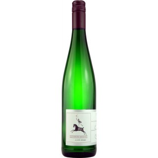 2015 Cuvée weiß feinherb BIO - Weingut Goswin Kranz