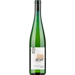 2015 Gewürztraminer Spätlese BIO - Weingut Fuchs-Jacobus