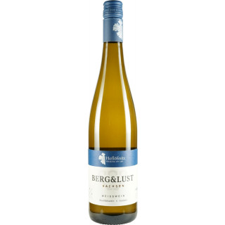 2018 BERG&LUST Weißwein trocken - Weingut Hoflößnitz