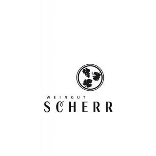 2017 'vom Rotliegend' Riesling QbA trocken - Weingut Scherr