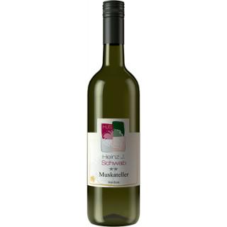 2019 Muskateller** trocken - Weingut Heinz J. Schwab