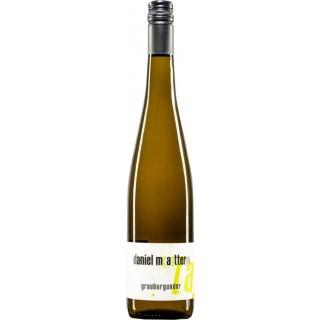 2019 Grauburgunder trocken - Weingut Daniel Mattern