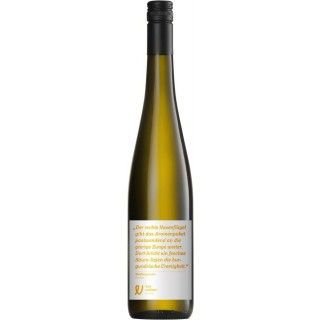 2018 Weißburgunder Trocken BIO - Weingut Eva Vollmer