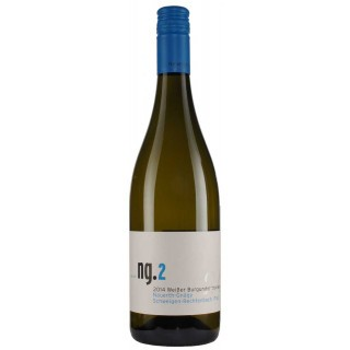 2018 ng.2 Weißer Burgunder QbA trocken - Weingut Nauerth-Gnägy