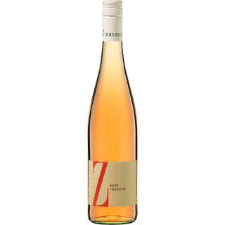 2019 Cuvée Rosé trocken - Weingut Jürgen Zimmermann