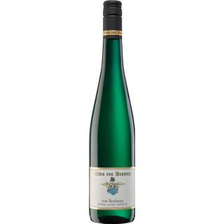 2019 von Beulwitz Qualitätswein trocken - Weingut Erben von Beulwitz