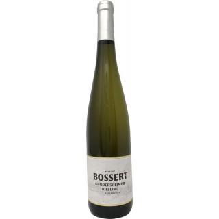 2018 Gundersheimer Riesling trocken - Weingut Bossert