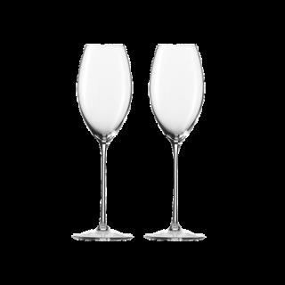 2er-Set Enoteca Champagnerwein-Glas - Zwiesel Kristallglas