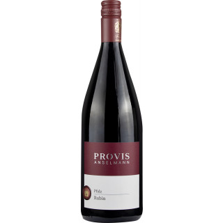 2017 Provis Rubin Portugieser & Dornfelder 1L - Weingut Provis Anselmann