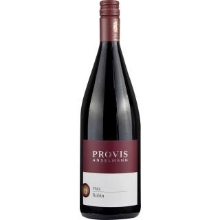 2017 Provis Rubin Portugieser & Dornfelder lieblich 1,0 L - Weingut Provis Anselmann