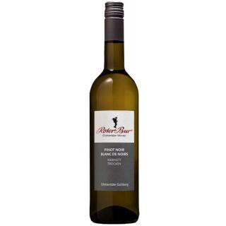 2017 Pinot Noir Blanc de Noirs Kabinett trocken - Roter Bur Glottertäler Winzer