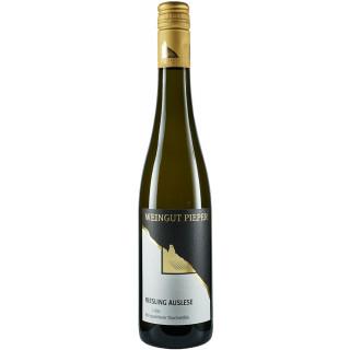 2018 Riesling Auslese süß 0,5 L - Weingut Pieper
