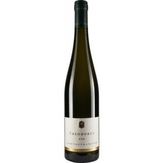 2016 Gewürztraminer *** Lagenwein Hainfeld Letten trocken Bio - Theodorus Wein- und Sektgut