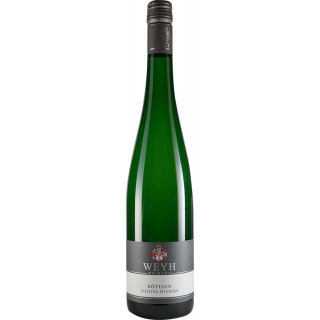 2017 Röttgen Riesling feinherb - Weingut Weyh